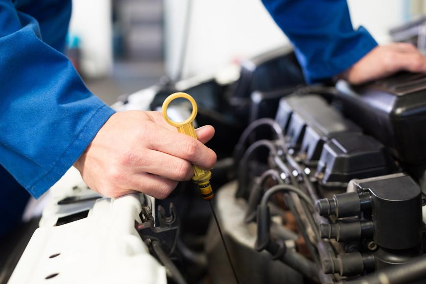 Com 2.000 km rodados, é necessária a troca de óleo?